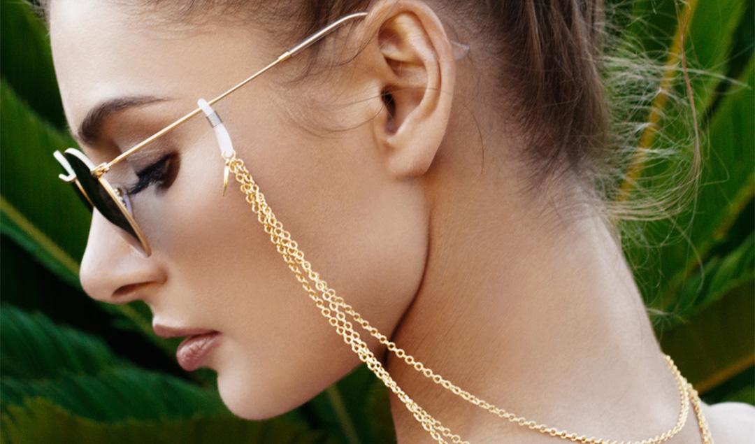 e535d5124 Corrente para óculos: use a tendência e crie looks incríveis | Mondaine
