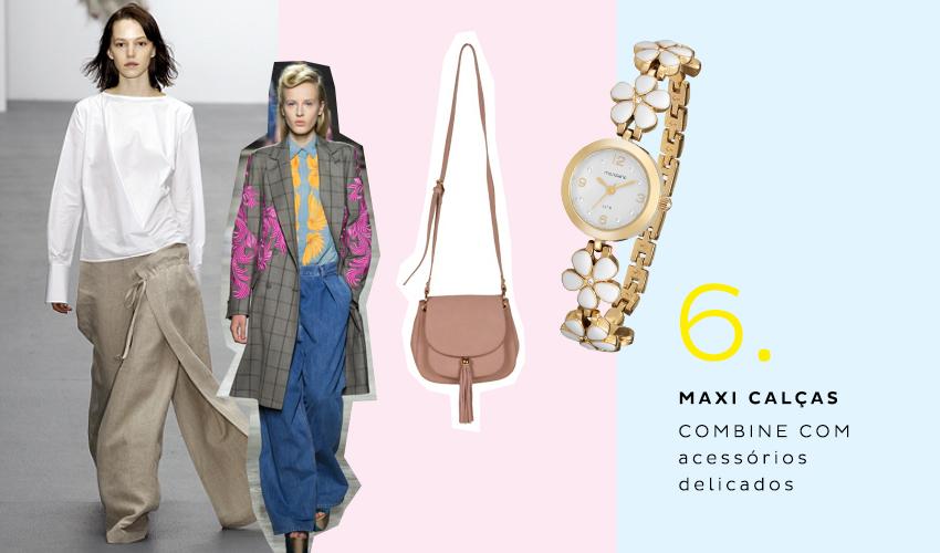 6 maxi calca - Dez tendências de moda para o verão 2017