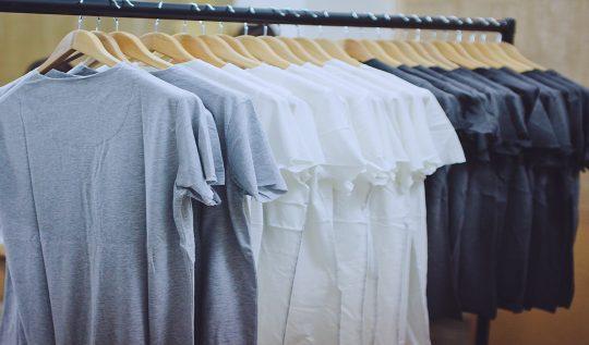 como usar camisetas