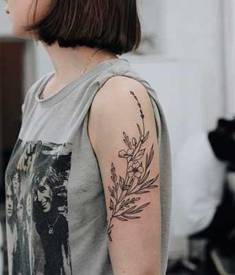 braço - Tatuagens e lifestyle: saiba mais sobre essa tendência