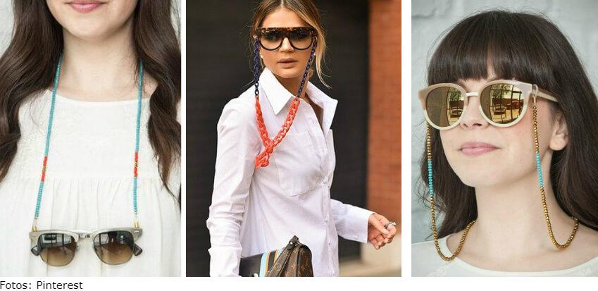 color - Corrente para óculos: use a tendência e crie looks incríveis