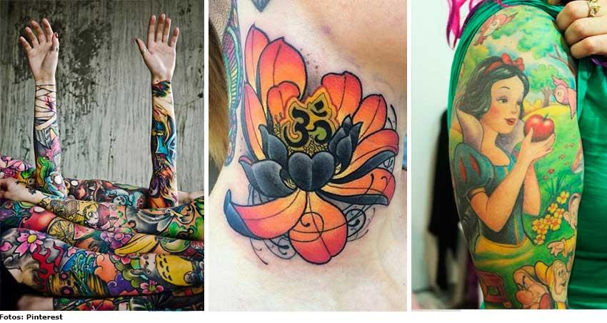 new school - Tatuagens e lifestyle: saiba mais sobre essa tendência
