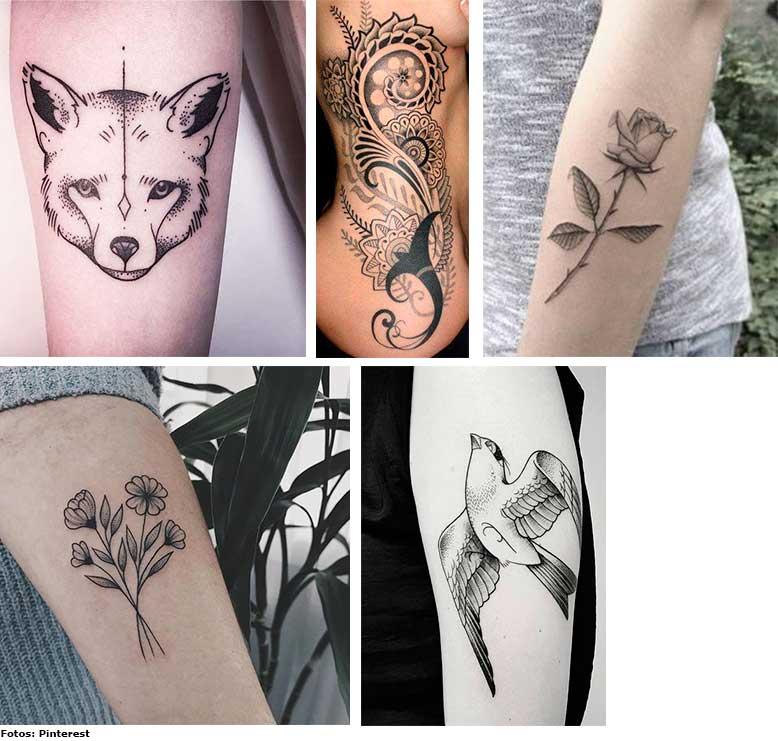 pontilhismo - Tatuagens e lifestyle: saiba mais sobre essa tendência