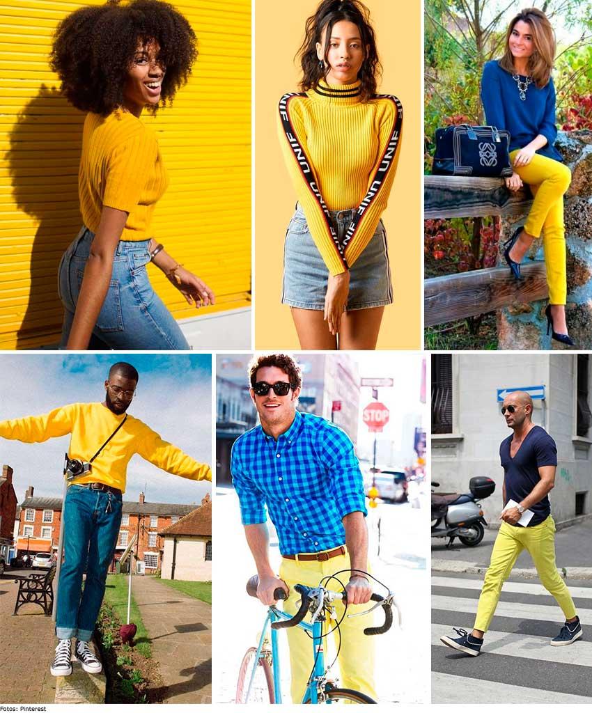 00azul - Amarelo na moda: saiba como levar a cor para os seus looks