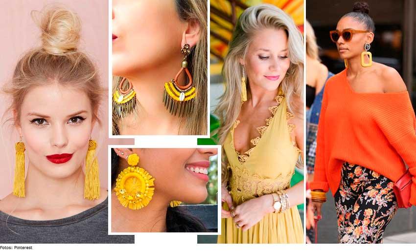 00brincos - Amarelo na moda: saiba como levar a cor para os seus looks