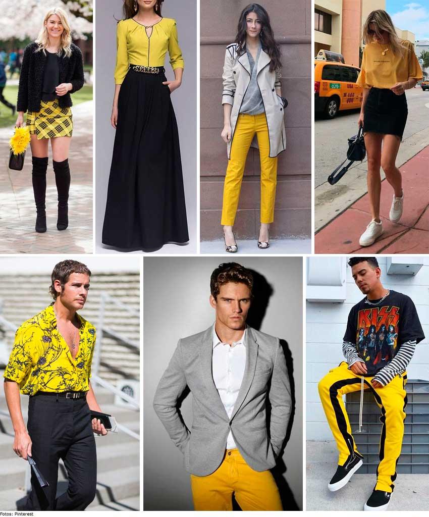 00cores neutras - Amarelo na moda: saiba como levar a cor para os seus looks
