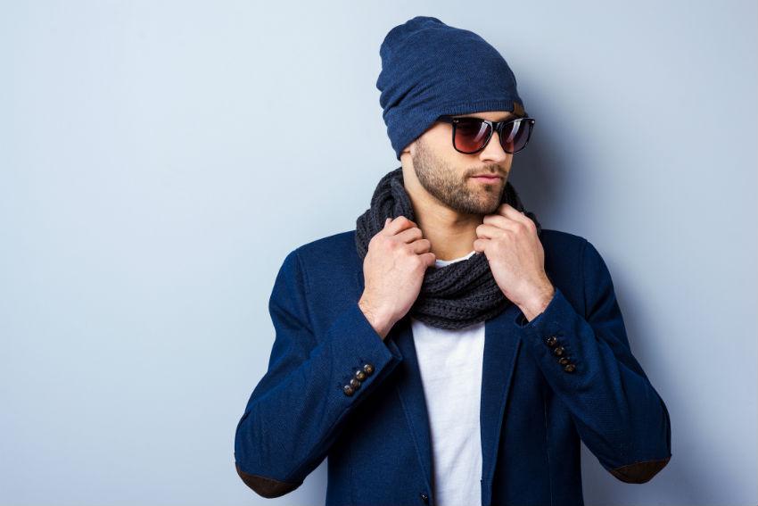iStock 468868330 - Cachecol masculino: aprenda o jeito certo de usar