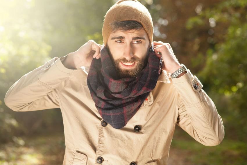 iStock 492882122 - Cachecol masculino: aprenda o jeito certo de usar