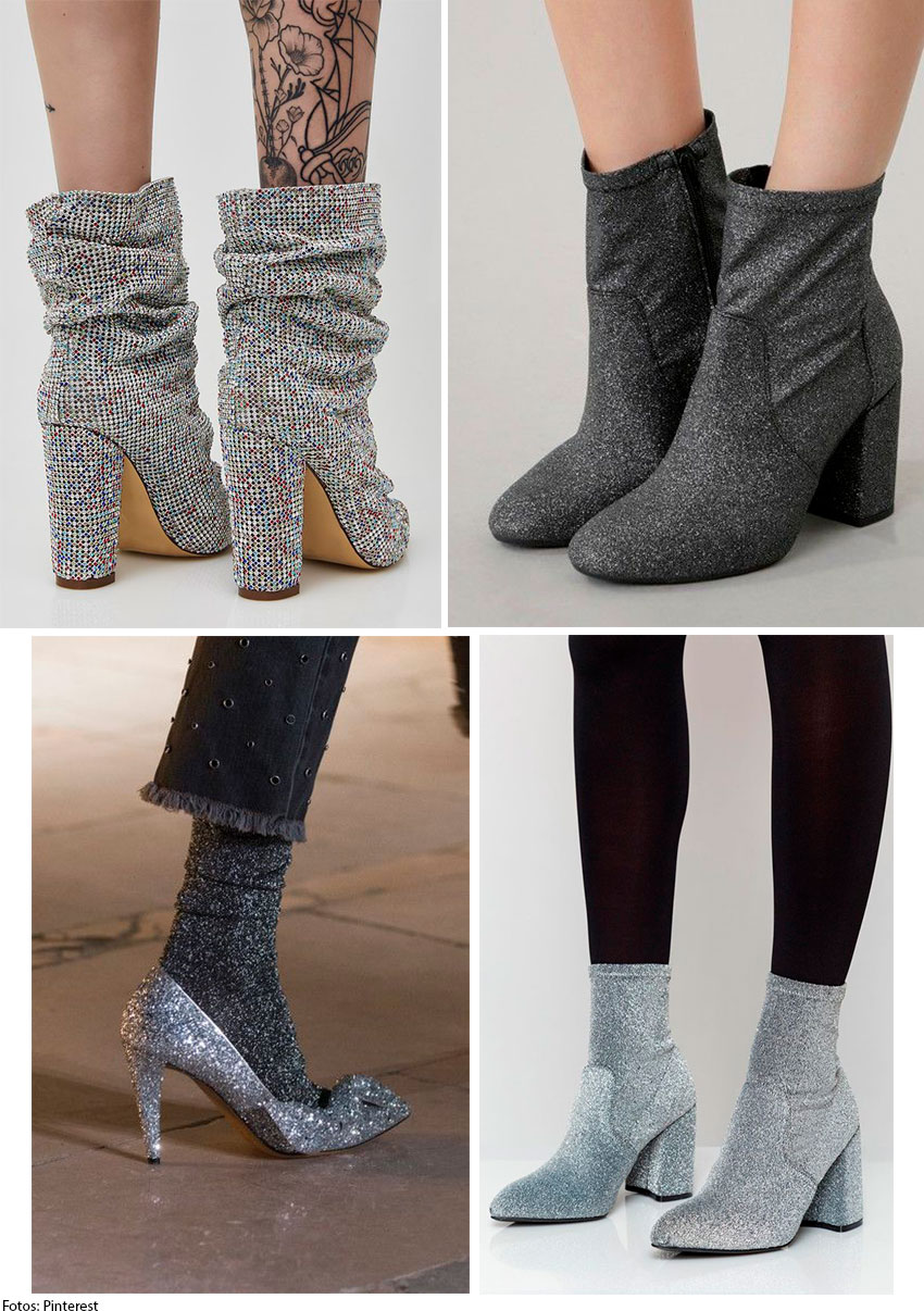 BRILHO - Tendência: descubra as cores de sapato para o inverno 2018