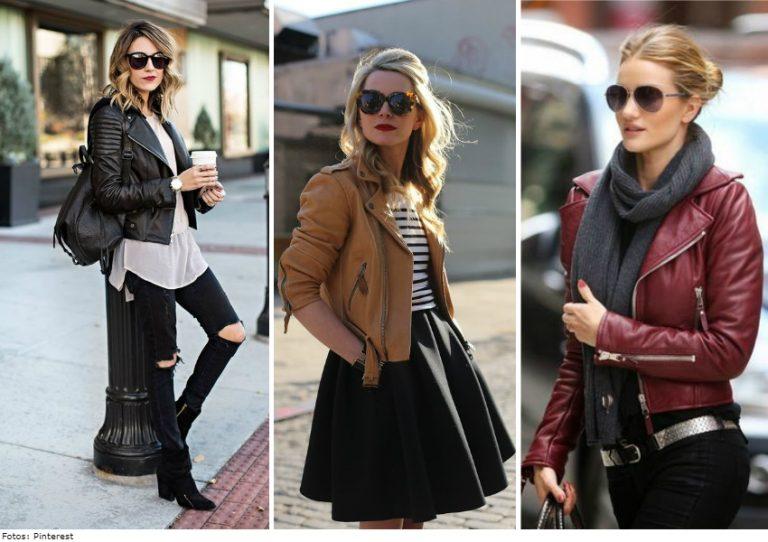 COURO 768x542 - 10 casacos estilosos que vão mudar seu look neste inverno