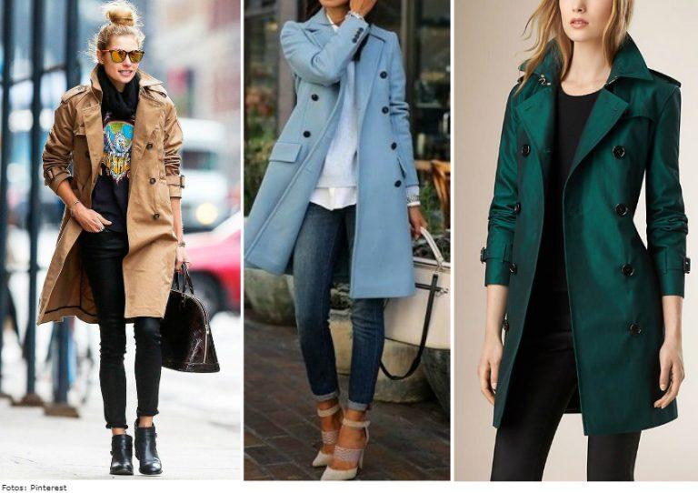 TRENCH COAT 768x542 - 10 casacos estilosos que vão mudar seu look neste inverno