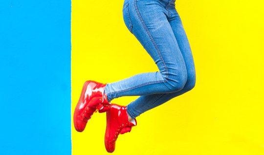 cores de sapato para o inverno