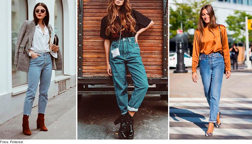 MOM JEANS - Lifestyle: os anos 90 voltaram com tudo na moda!