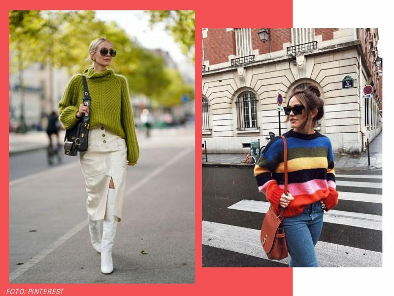 tendência do tricô 07 - Tendência do tricô: como enfrentar o inverno cheia de estilo