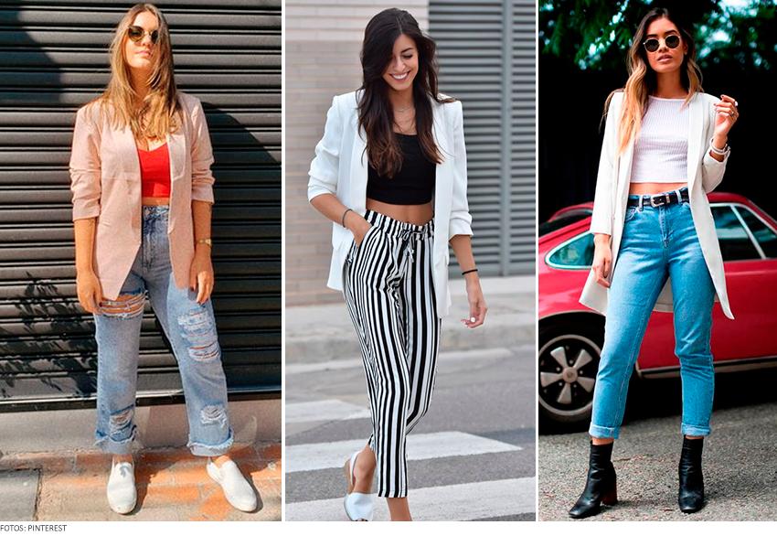 CROPPED - 5 dicas para usar blazer em diferentes estilos e ocasiões