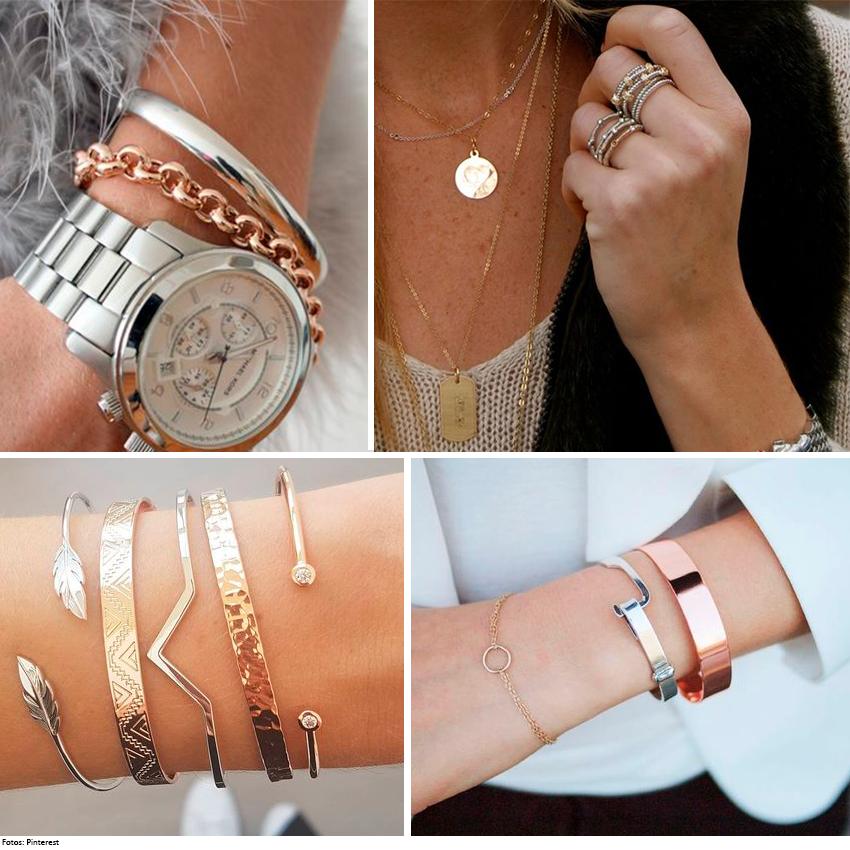 PRATA OURO ROSE - 10 regras da moda para esquecer e se libertar!