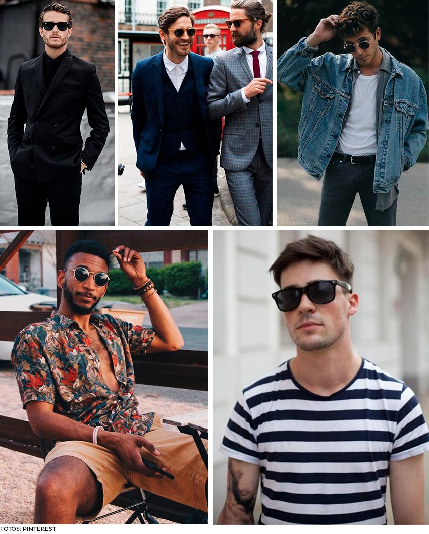 2HOMEM - Guia Definitivo: como comprar óculos de sol que são a sua cara!