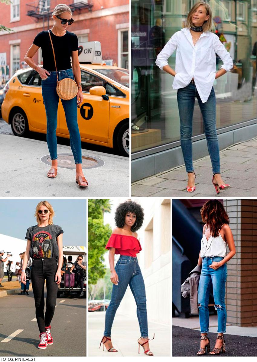 4SKINNY - 5 tipos de jeans: descubra qual o modelo perfeito para você!