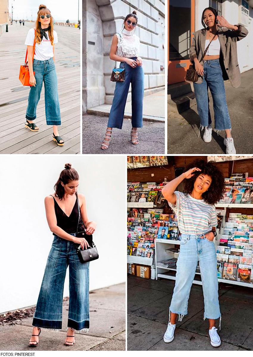 5PANTACOURT - 5 tipos de jeans: descubra qual o modelo perfeito para você!