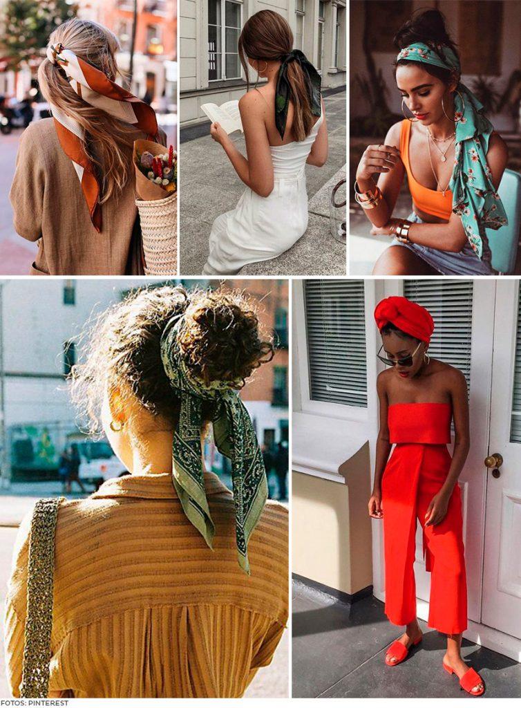 FEM CABELO 754x1024 - Descubra 9 maneiras descoladas de como usar lenço nos looks!