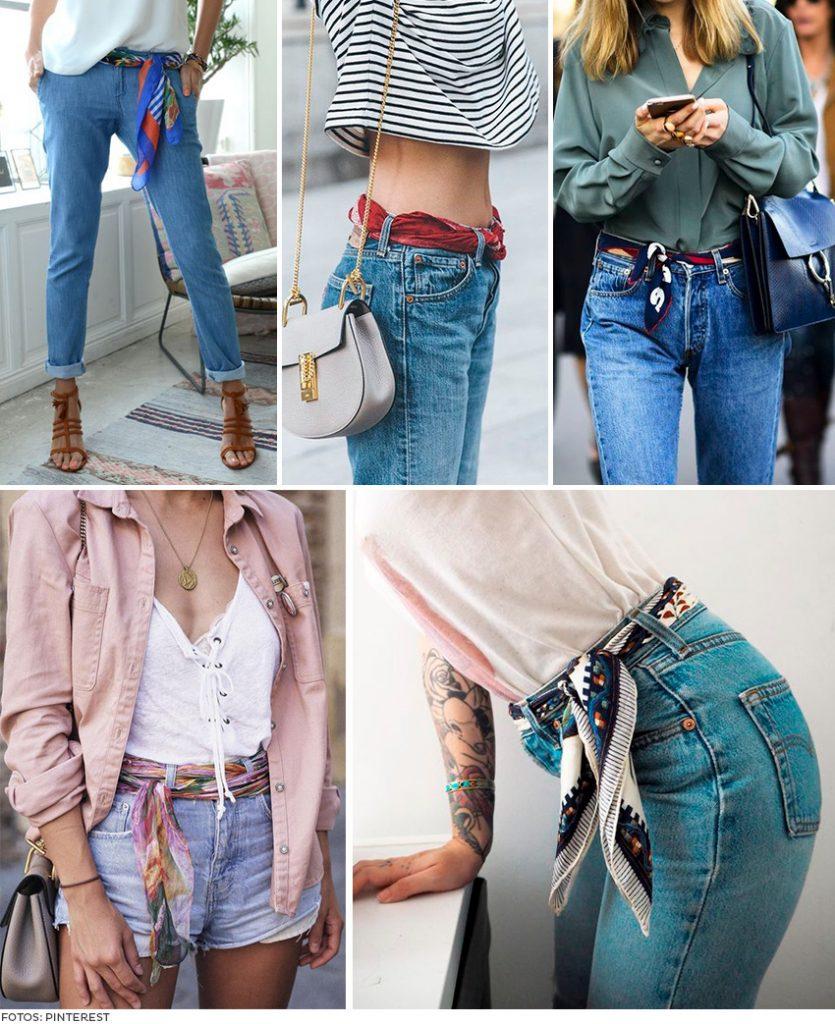 FEM CINTOS 835x1024 - Descubra 9 maneiras descoladas de como usar lenço nos looks!