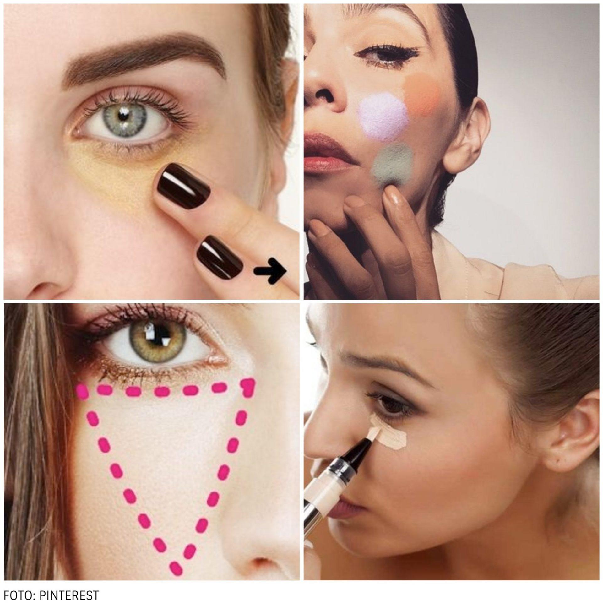 maquiagem fácil 20 - 5 dicas de maquiagem fácil (e com cara de profissional!) para meninas práticas