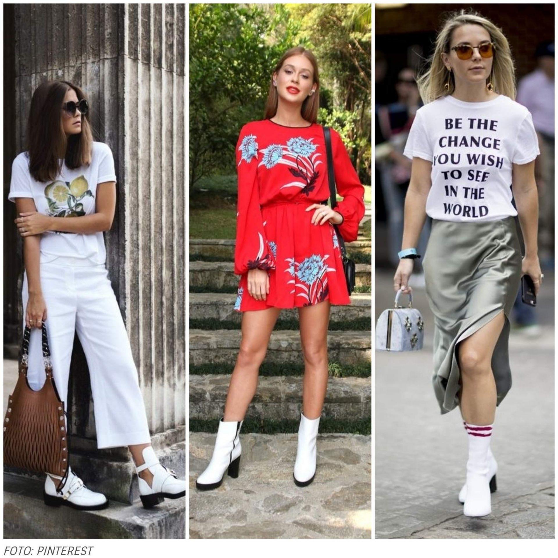 fe408582d ... fica difícil não amar a ideia e começar a usar as botas femininas no  verão, não é mesmo? Lembre-se: antes de escolher o seu sapato, ...