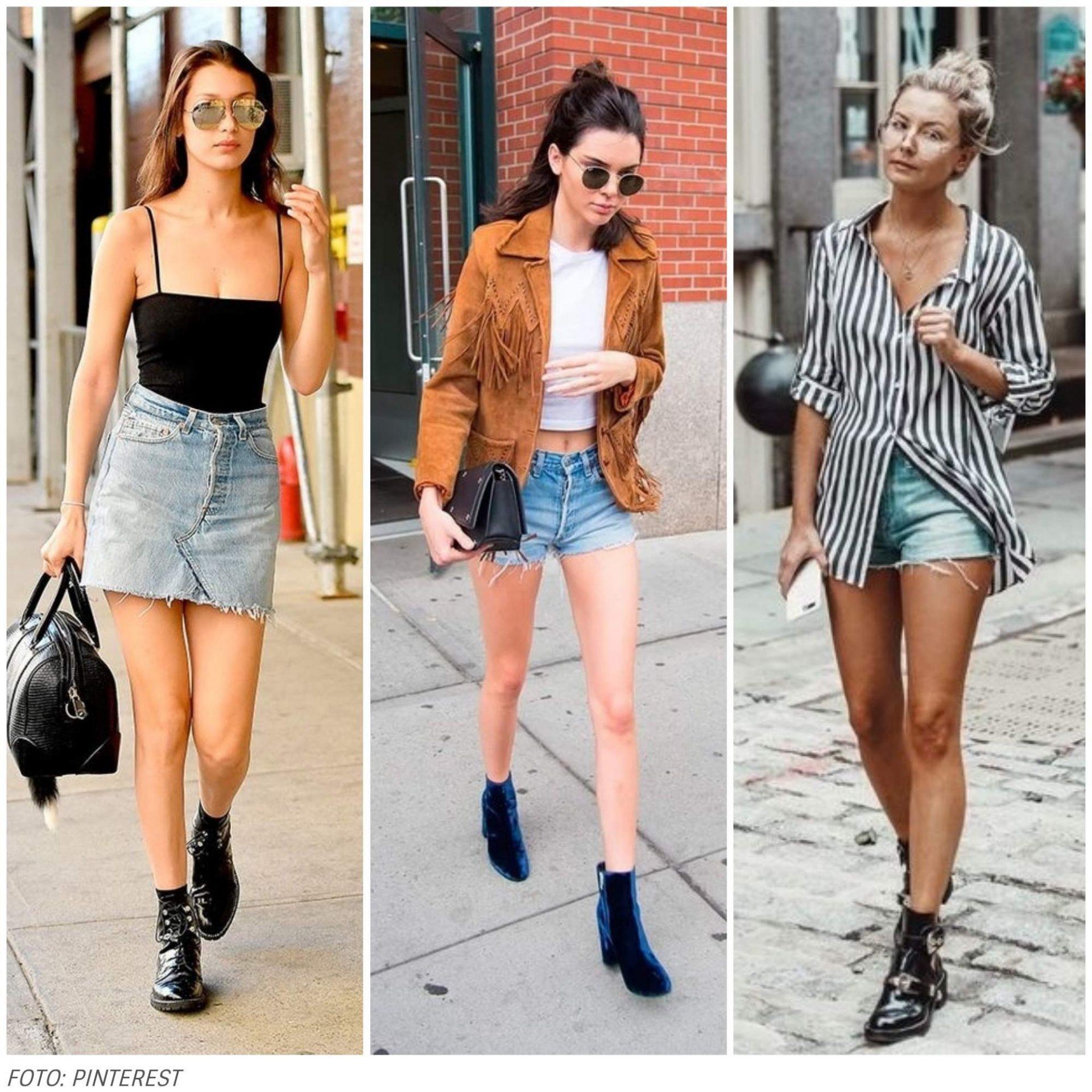 botas femininas 6 1 - Botas femininas no verão? 6 dicas pra provar que pode sim!
