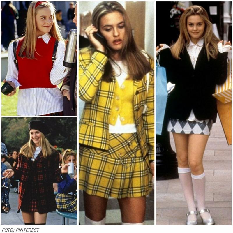 moda anos 90