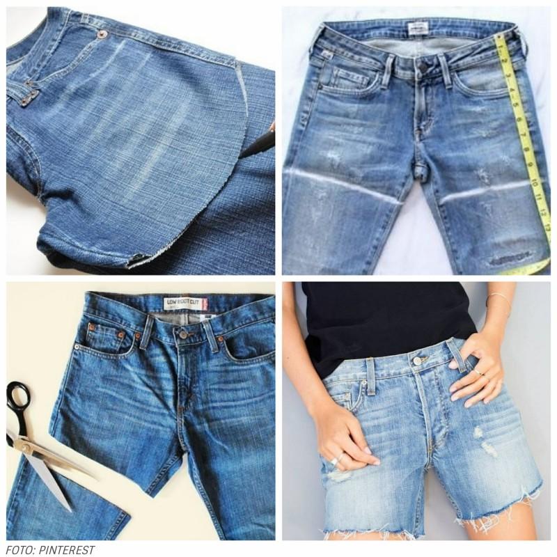 CUSTOMIZAÇÃO DE ROUPAS 04 - Enjoou do closet? 5 customizações de roupas pra fazer agora!