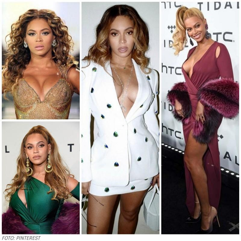 estilo de Beyoncé
