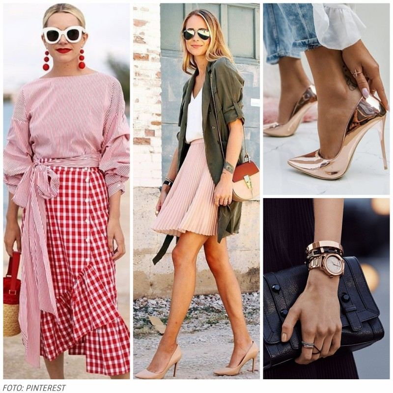 MODA ROSE 03 - Moda Rosé: saiba como usar a cor do momento nos seus looks!