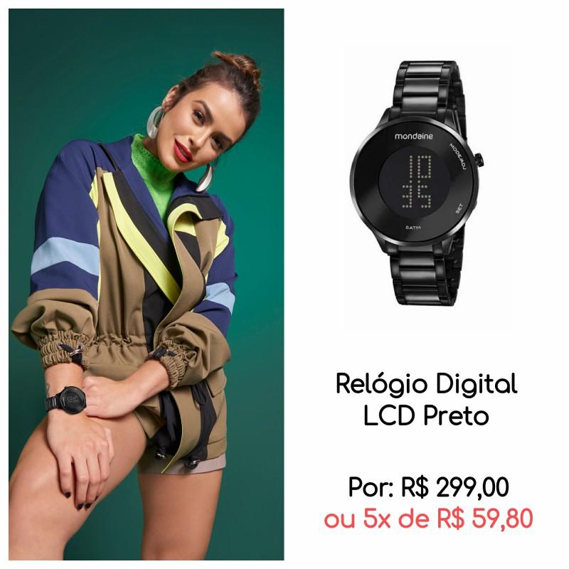 DIGITAL 01 - Eles voltaram! 5 modelos de relógio digital pra não perder a tendência!