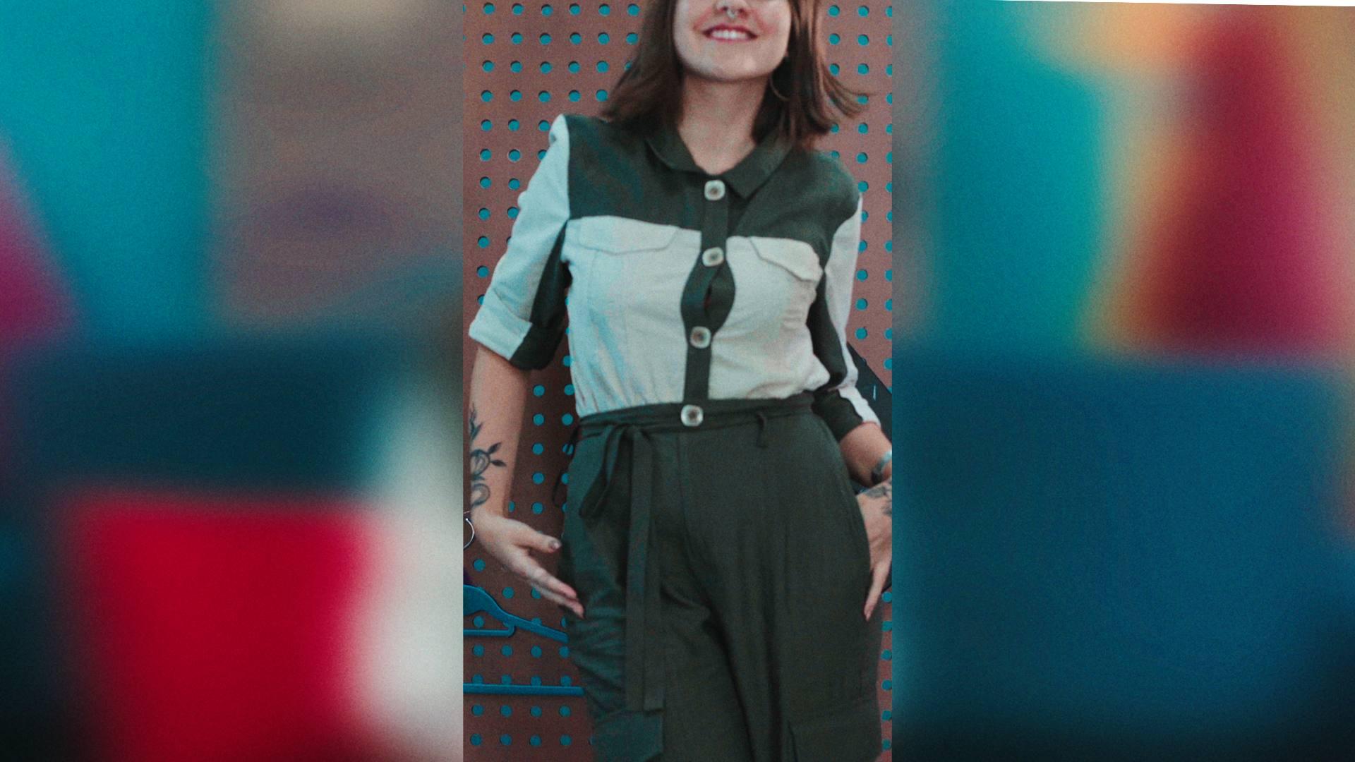 MASTER MONDAINE CALCA CARGO V01 compressed 4 - ALERTA: a calça cargo VOLTOU! Veja 5 looks com essa polêmica fashion no vídeo do Ouse Todo Dia!