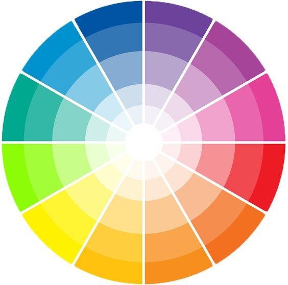 circulocromatico - Como combinar cores nos looks? Descubra 3 técnicas INFALÍVEIS no vídeo do Ouse Todo Dia