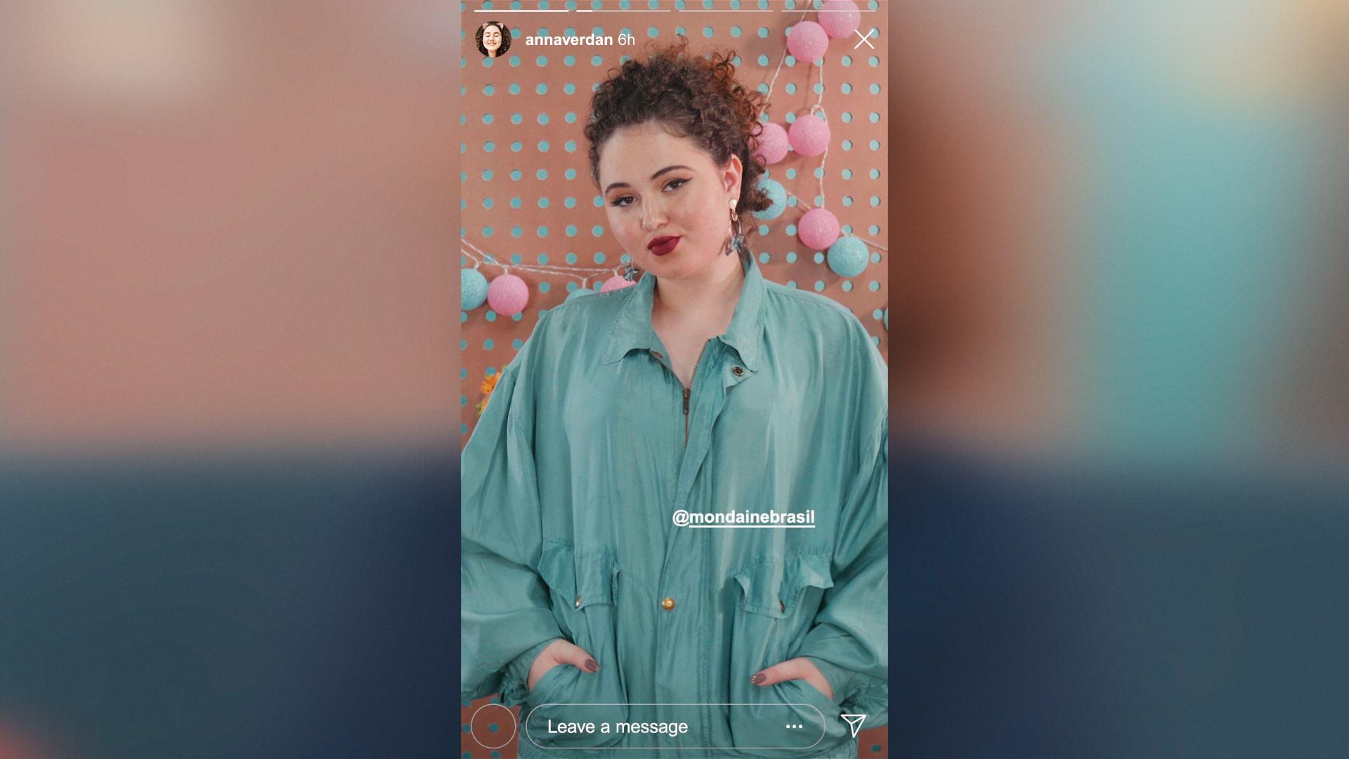 ANNA LOOK 2 1 compressed - Retrô x Vintage: qual a diferença e como usar nos looks? Descubra no vídeo do Ouse Todo Dia