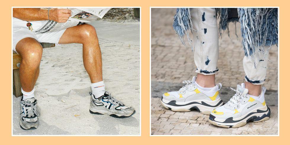 dad shoes 1526506793 2 1526655135 - Ciclo da moda: como uma peça se torna tendência? Veja no Ouse Todo Dia.