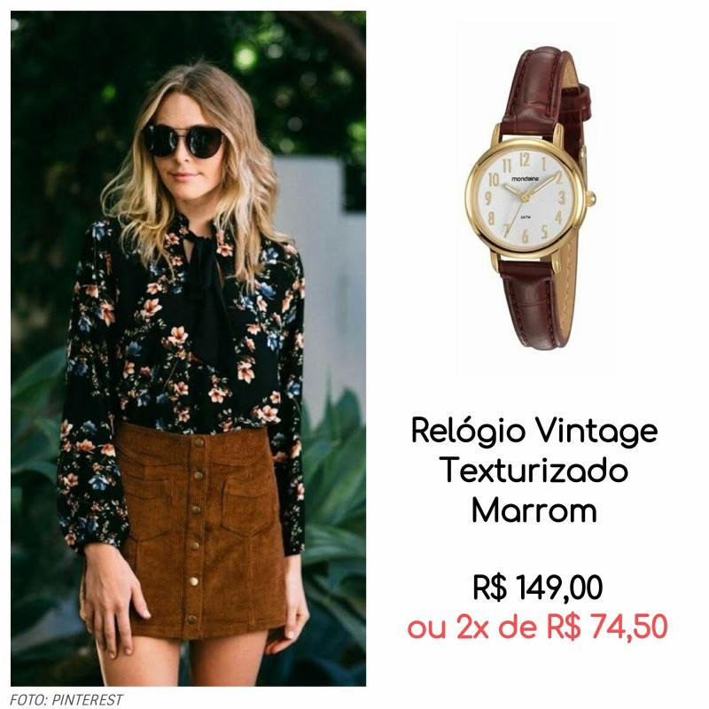 relógios vintage