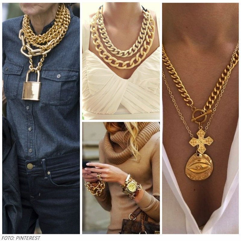 tendências de bijoux