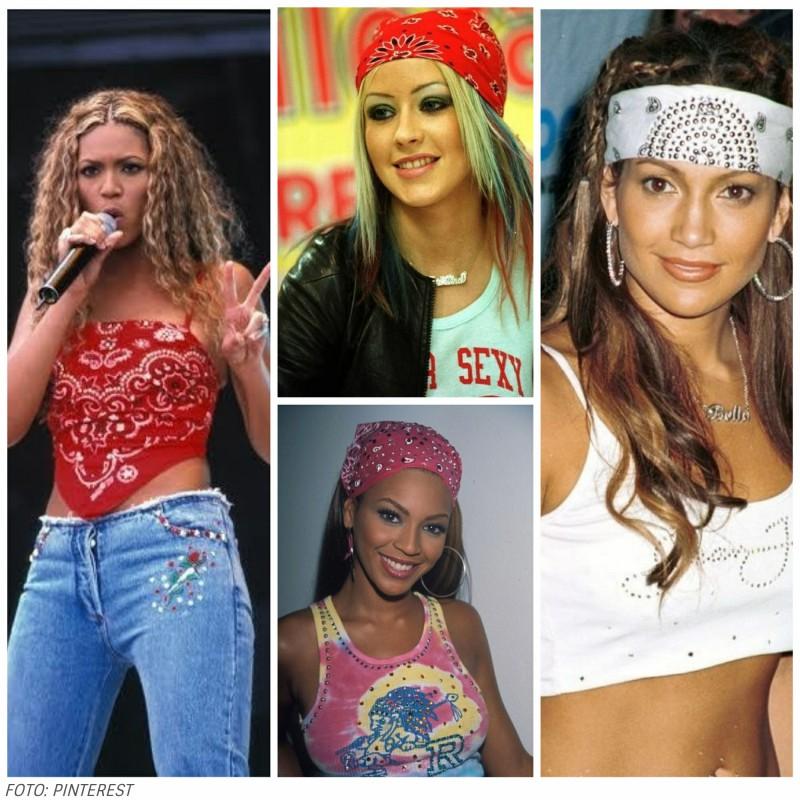VOLTABANDANA2 - Como usar bandana: o acessório que voltou ao look das celebridades!