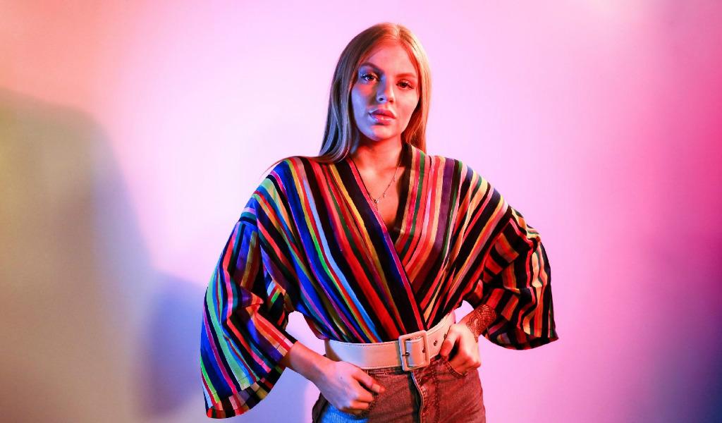 luisa sonza estilo look mondaine - Desvendando o estilo: inspire-se nos looks da cantora  Luísa Sonza!!