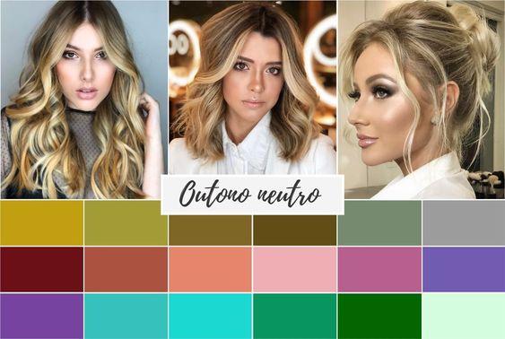 outono neutro - Coloração pessoal: cores que mais harmonizam com você! Descubra no Ouse Todo Dia