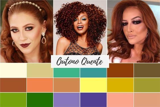 outono quente - Coloração pessoal: cores que mais harmonizam com você! Descubra no Ouse Todo Dia