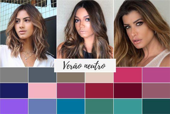 verão suave - Coloração pessoal: cores que mais harmonizam com você! Descubra no Ouse Todo Dia