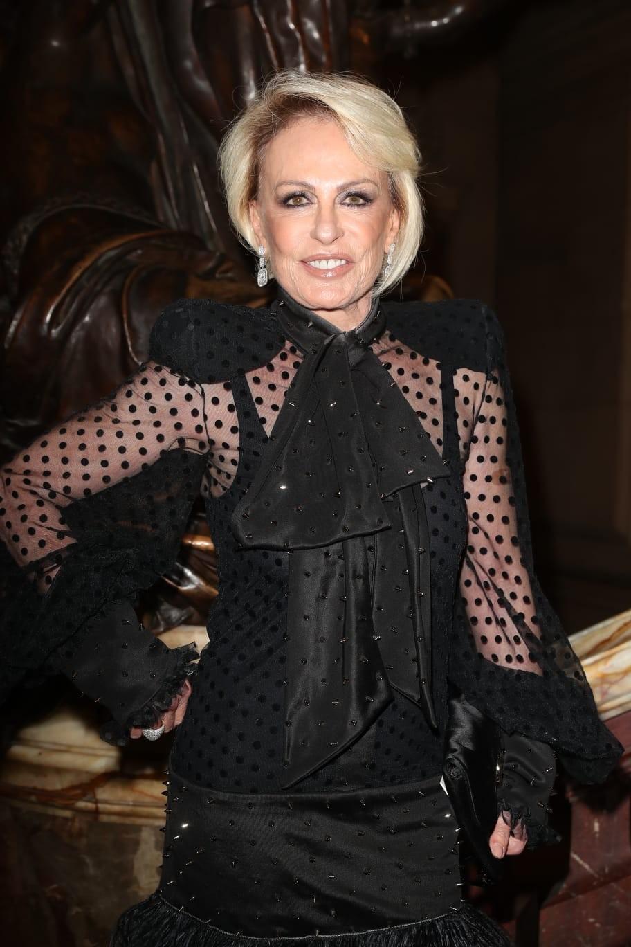 ana maria braga - Look das famosas nas semanas de moda: inspire-se com as dicas do Ouse Todo Dia!