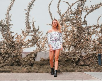vestidocombota 348x278 - Vestido com bota: a combinação fashionista para testar no verão 2020!