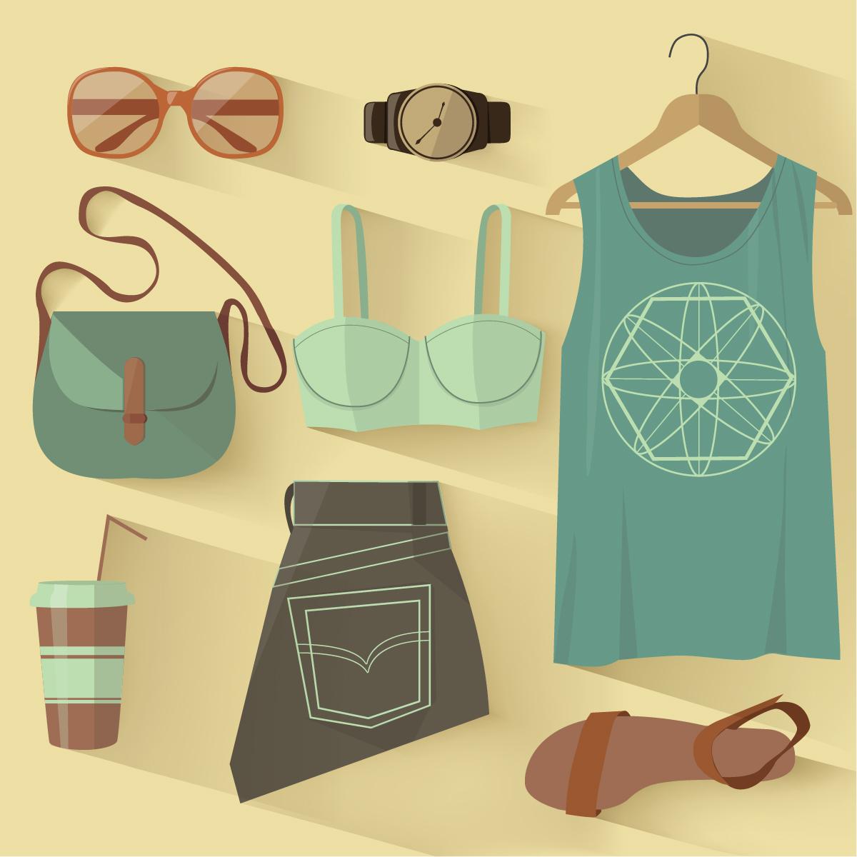 165 - Férias: 7 segredos da mala pequena (e fashion!) de verão