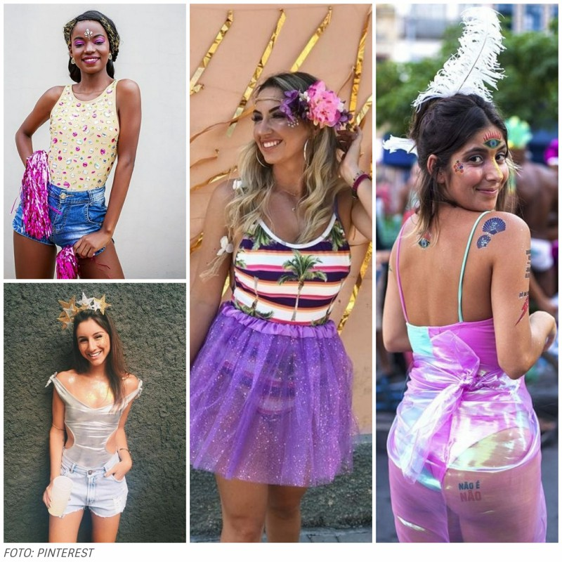 BODYCARNAVAL4 - Os looks com body serão HIT no Carnaval 2020. Veja como usar!