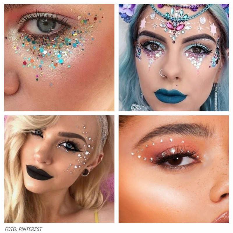 MAQUIAGEMDECARNAVAL3 - Maquiagem de Carnaval: 5 dicas incríveis para você brilhar muito!