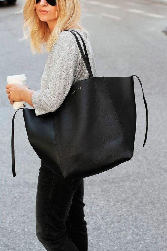 blog6 - Maxi e micro bags: veja como apostar nesses modelos no Ouse Todo Dia!
